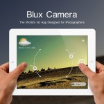 If You're Already Taking Photos With Your iPad, You Might As Well Use Blux Camera