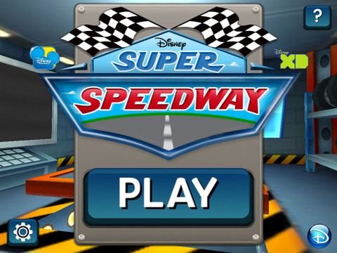 Burn Rubber With Your Favorite Cartoon Characters In Disney Super Speedway