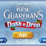 Rise To The Occasion And Help The Guardians In DreamWorks Dash N Drop