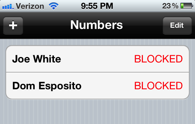 Jailbreakers Can Block Select iMessages, SMS Messages With SMS Blocker Tweak