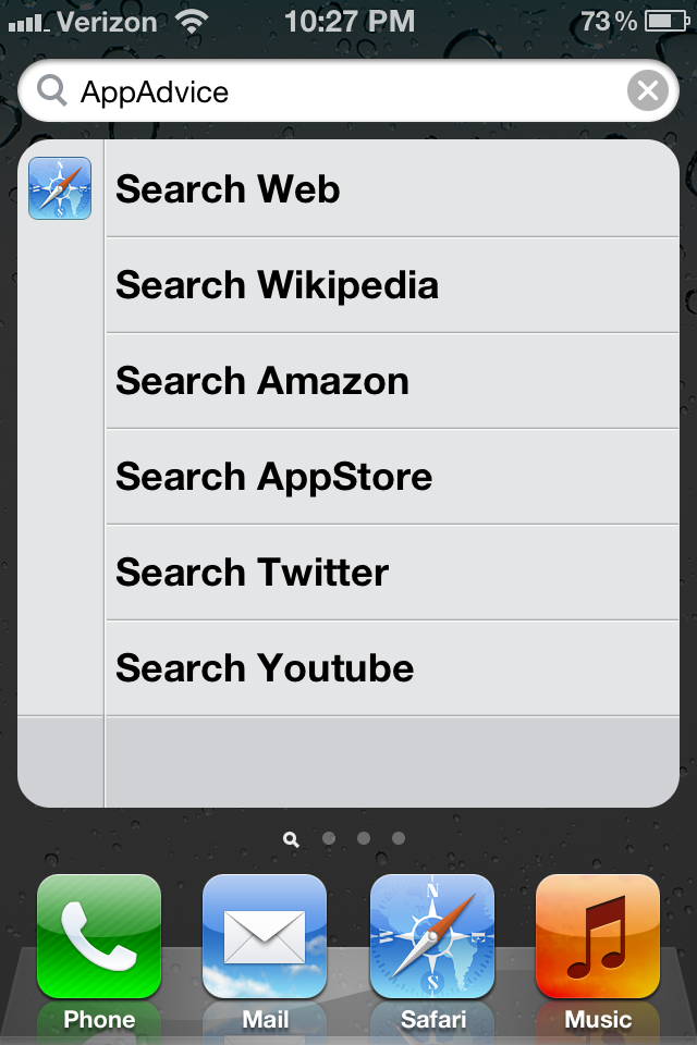 SLightEnhancerSearch: Add Additional Search Options To Spotlight