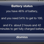 Battery Status Jailbreak Tweak Speaks Out Important Battery Life Information