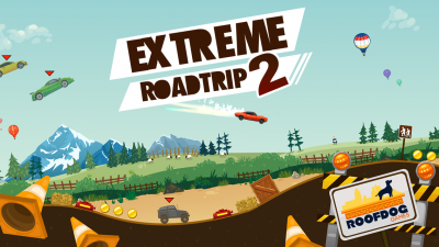 Extreme Road Trip 2 Updated: Adds New Cars, Makes Minor Improvements
