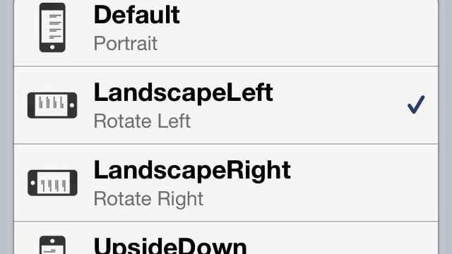 UIRotation For Activator: Rotate Your iPhone's Screen Manually