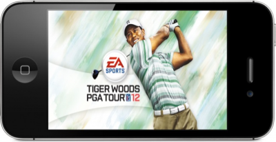 Tiger Woods PGA TOUR 12 Gets An iPhone 5-Optimizing Update