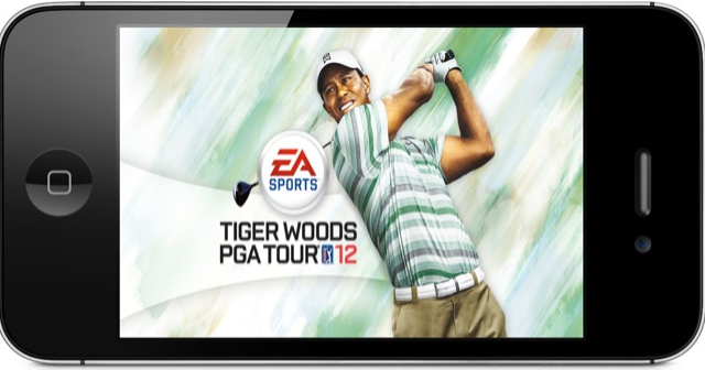 Tiger Woods PGA TOUR 12 Gets An iPhone 5-Optimizing Update