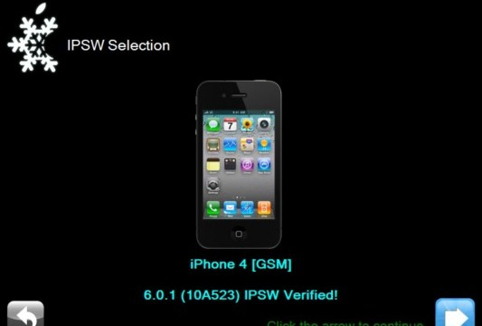Sn0wBreeze Jailbreak Tool Updated: Now Supports iOS 6, iOS 6.0.1