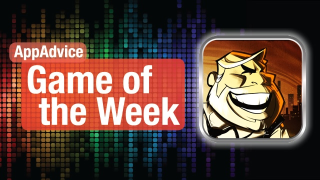 AppAdvice Game Of The Week For November 30, 2012