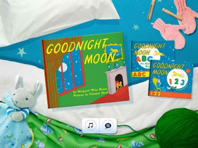 Goodnight Room, Goodnight Moon, Goodnight Interactive 'Goodnight Moon' App