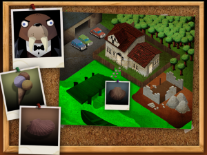 Wombi Detective – a crime solving mystery game for kids by Wombi Apps screenshot