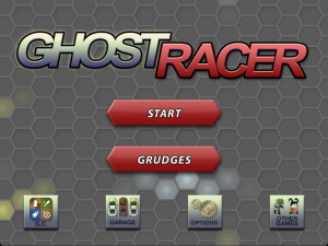 Ghost Racer by Physmo screenshot