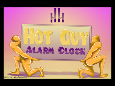 Quirky App Of The Day: Hot Guy Alarm Clock Brings Entertainment To Your Morning