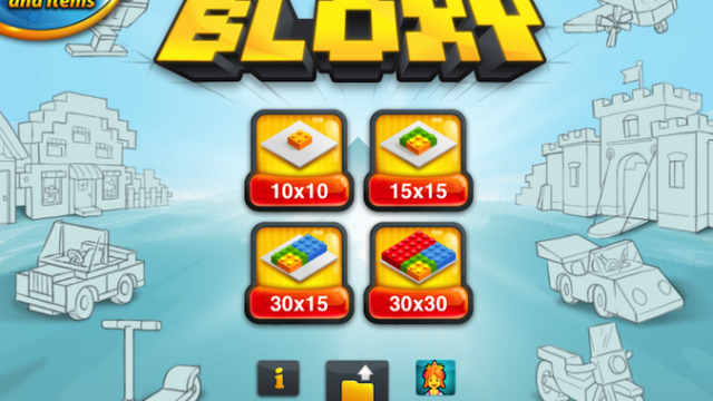 Quirky App Of The Day: Bloxy Brings LEGO-Like Bricks To Your iDevice