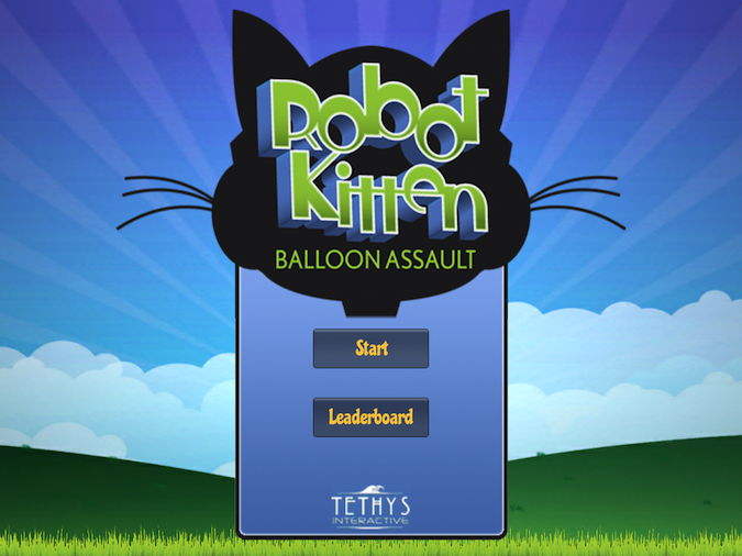 Quirky App Of The Day: Robot Kitten Balloon Assault Both Terrifies And Tantalizes