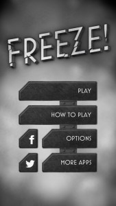 Freeze! by Andreas von Lepel screenshot
