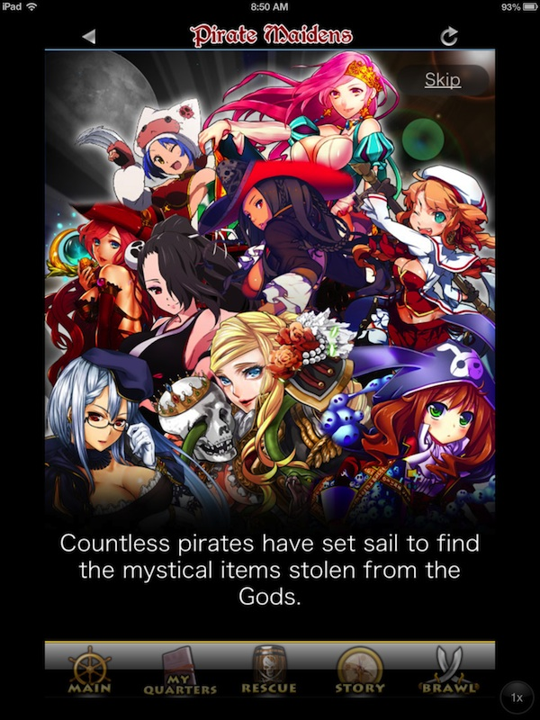 Hide Your Booty, Pirate Maidens Have Boarded The App Store