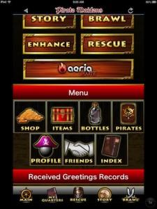 Pirate Maidens by Aeria Mobile screenshot