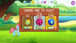 My Little Pony - Friendship is Magic by Gameloft screenshot