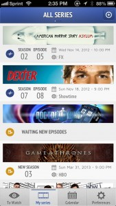 Keep Track Of What You Watch With Trak TV Show