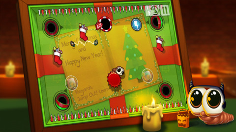 Universal Support Jumps Into 'Buggy' Physics-Based Puzzle Game Jump Out! Holidays