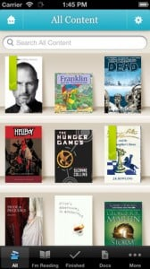 Latest Chapter In Ongoing Development Of Kobo For iOS Includes Redesigns And More