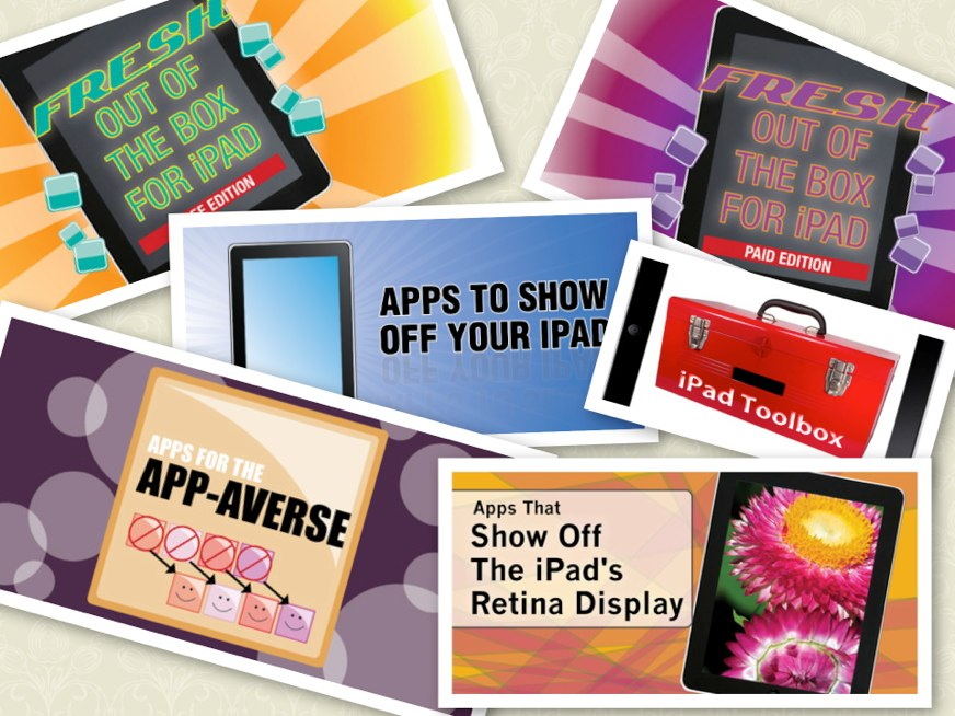 Got A New iPad? There's An AppList For That!