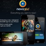 News360 For iPhone Gets Redesigned And 'Re-Personalized'