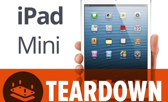 The iFixit iPad mini Teardown Is Here - The Good And The Bad