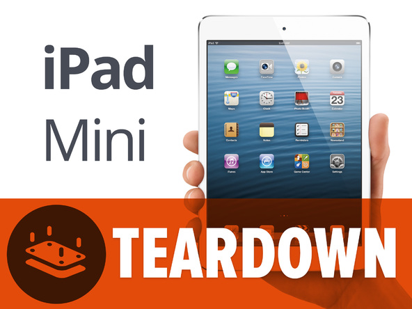 The iFixit iPad mini Teardown Is Here - The Good And The Bad