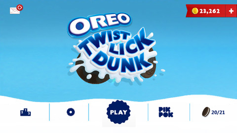 Make A Splash With Your Favorite Sandwich Cookies With Oreo: Twist, Lick, Dunk