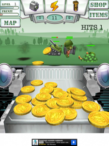 Partake In Some Virtual Currency Wars In Coin Army