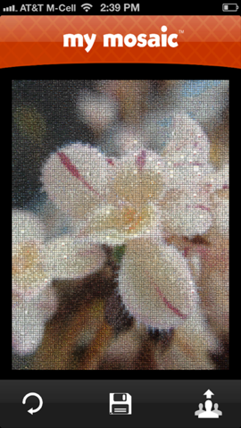 Create Fun Photo Mosaics Of All Your iPhone Pictures With Mymosaic