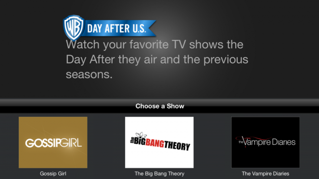 Watch All Your Favorite Warner Brothers Shows With Day After US