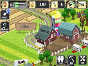Pocket Festival by Chillingo Ltd screenshot