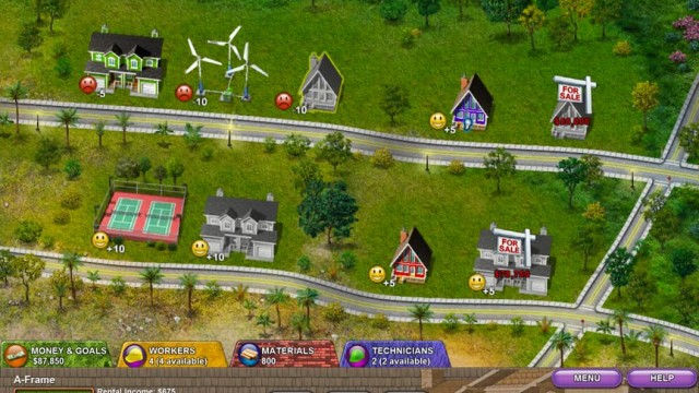 Construct A Thriving Metropolis In Build-A-Lot 4: Power Source HD