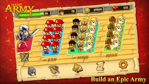 Is That An Army In Your Pocket, Or Are You Just Happy To See Pocket Army 3.0?