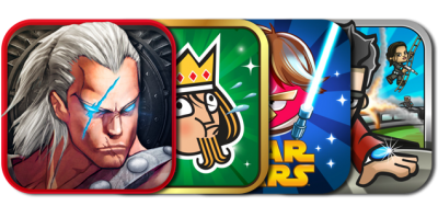 Today's Best Apps: Storm The Train, Wraithborne, Angry Birds Star Wars