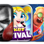 Today's Best Apps: Real Boxing, Coaster Crazy, Rock Festival And More