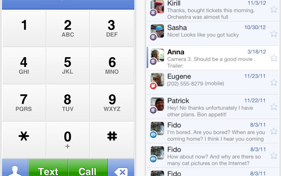 Google Voice Finally Updated For iPhone 5, iOS 6