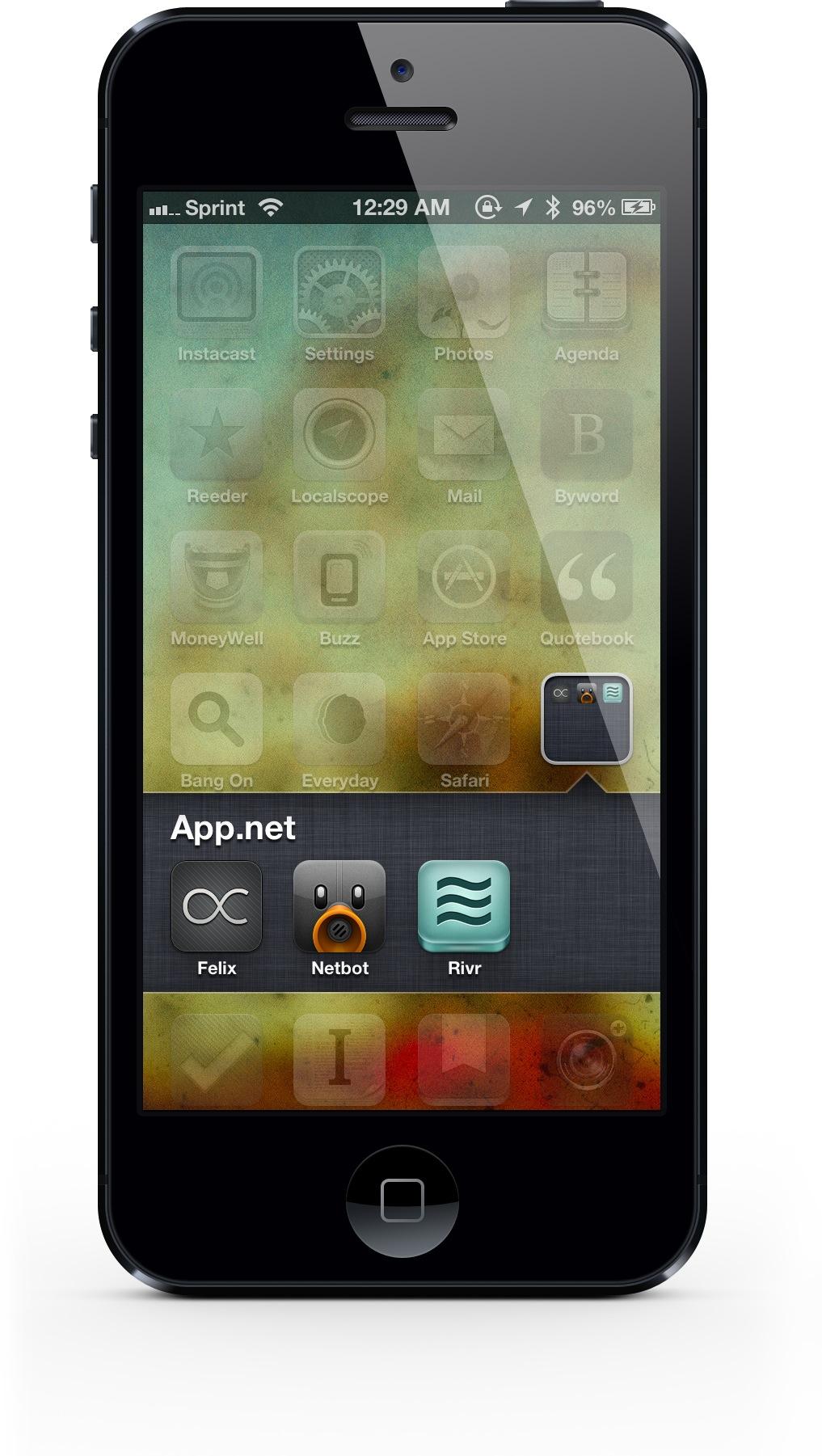 App Showdown: Netbot Vs. Felix Vs. Rivr: A Battle Of The App.net iPhone Apps