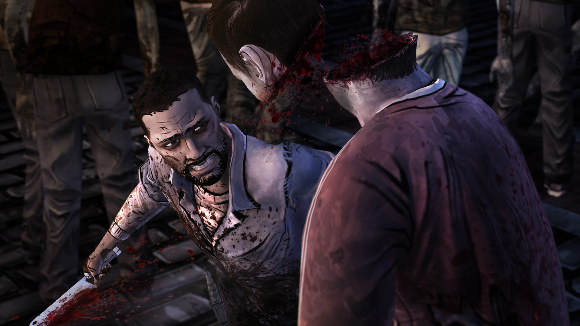 Get Your Game On For The Season Finale Of Walking Dead: The Game