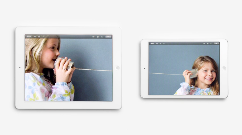 Apple Airs Two New iPad mini TV Ads: 'For Your Information, We're Two Of A Kind'
