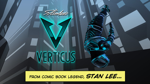 Excelsior! Stan Lee's Endless Falling Game Verticus Plunges Into The App Store