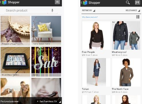 Google Shopper Update Offers More Sales And Promotion Information