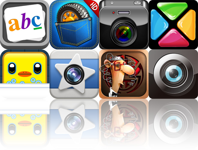 Today's Apps Gone Free: Textilus, Pocket Trucks, Splittin Image And More