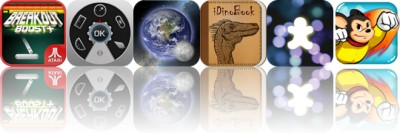 Today's Apps Gone Free: Breakout: Boost, Multi Measures HD, SkySafari 3 And More