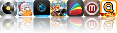 Today's Apps Gone Free: Djay, Critter Escape, PicShop HD And More