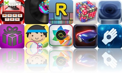Today's Apps Gone Free: WordTag, Acoustic, Remixer And More