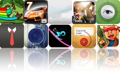 Today's Apps Gone Free: PITFALL, Asphalt 7, iLapse And More
