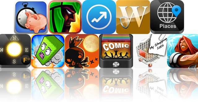 Today's Apps Gone Free: HoursTracker, Totem Runner, Analytiks And More